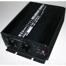 Solartronics feszültség átalakító Inverter 12v-230v 2000 Watt