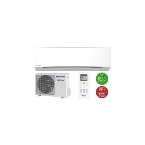 PANASONIC SUPER COMPACT KIT-TZ35-WKE INVERTERES SPLIT KLÍMA SZETT 3.5 KW