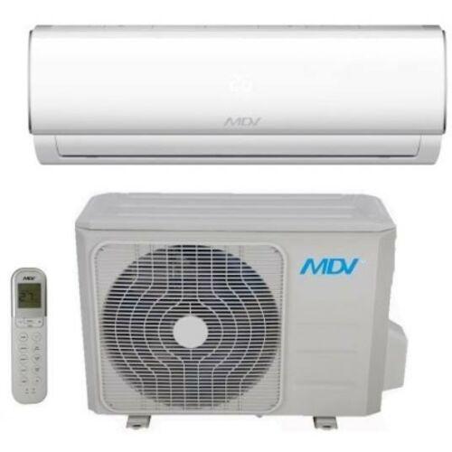 MDV 7,1 kW Oldalfali inverteres klíma