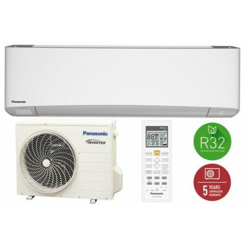 Panasonic 3,5kw XZ Etherea (ezüst) XZ35TKE klíma szett