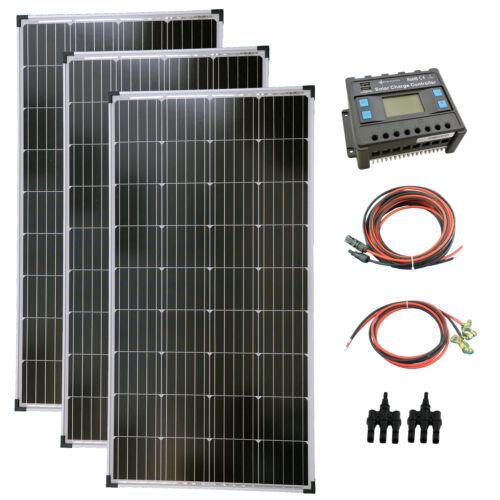 napelem-szett-4x130w-monokristalyos-www.klimaman.hu