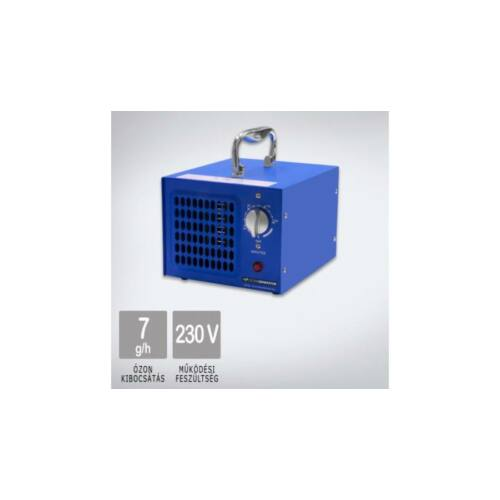 ózongenerátor blue 7000 7g/óra ózonkibocsájtás