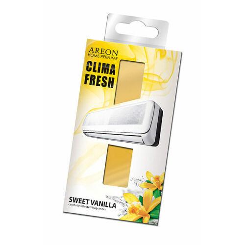 klíma illatosító, vanília illat